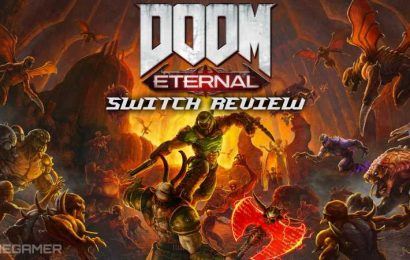 Doom Eternal Nintendo Switch Review: Ripping & Tearing On-The-Go