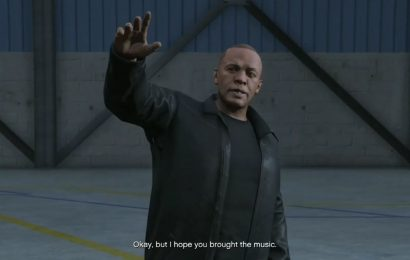 GTA Online's Cayo Perico Heist Features A Dr. Dre Cameo