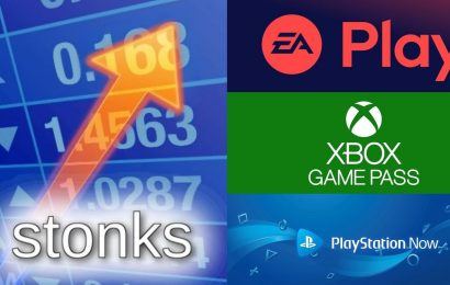 Xbox Game Pass, PlayStation Now, And EA Play Revenue Skyrockets 142% During 2020