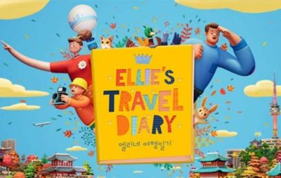 Ellie's Travel Diary Is An Immersive And Interactive Sightseeing Tour Through Korea