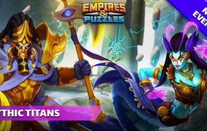 Empires & Puzzles New Mythic Titans Event Begins Today
