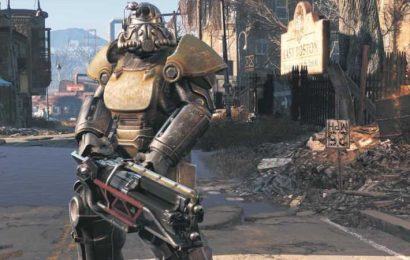 Mods Let Skyrim And Fallout 4 Run At 60FPS On Xbox Series X