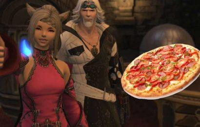 Finally, You Can Make Pizza In Final Fantasy 14