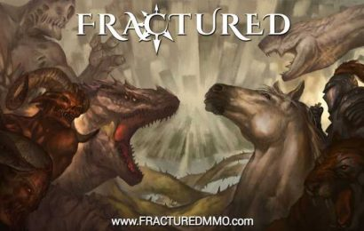 MMO Fractured Hosting Free End-Of-Year Criminal System Open PvP Playtest