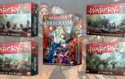 Games Workshop Gears Up For Christmas With New Warhammer Previews