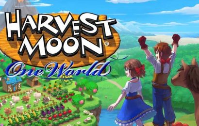 Harvest Moon: One World Shows Off Its Largest World Yet In New Gameplay Trailer