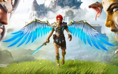 Immortals Fenyx Rising Debuts In 11th Place In UK Sales Charts