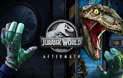 Play Hide & Seek With Velociraptor's Tomorrow in Jurassic World Aftermath