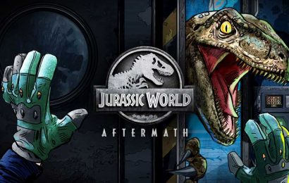 Jurassic World Aftermath Launches on Quest 2 Tomorrow, DLC Teased
