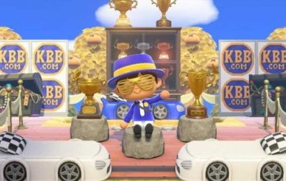 Kelley Blue Book (Yes, The Car Site) Has An Animal Crossing Island