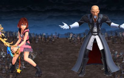 Kingdom Hearts Modder Finally Gives Kairi A Fight Against Master Xehanort