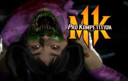 Mortal Kombat 11 Pro Kompetition Season 2 announced