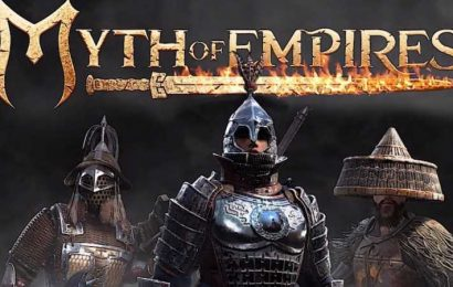 Multiplayer Survival Sandbox Game Myth Of Empires Announces Early Access Phase