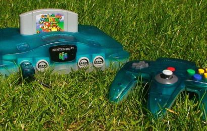 Man Turns Old N64 Into A Mini PC