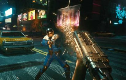 Players Are Exploiting The Police Spawning Bug In Cyberpunk 2077 By Farming NCPD Officers For Loot