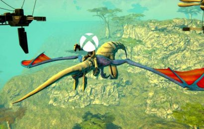Panzer Dragoon Remake Flies Over To Xbox One On December 11