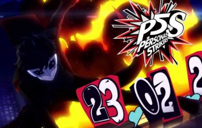 Atlus Officially Announces Persona 5 Strikers' English Trailer & Release Date (For Real This Time)