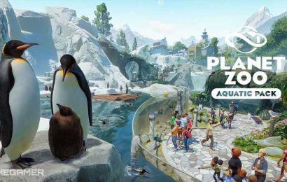 Planet Zoo Aquatic Pack Overview: Pick Up A Penguin
