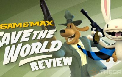 Sam & Max Save the World Remastered Review: Let's Get Crackin'