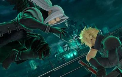 Smash Bros. fans are losing it over Sephiroth