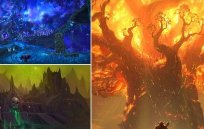 10 Things Everyone Completely Missed In World of Warcraft: Shadowlands