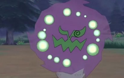 Trust Me, You Absolutely Need To Let Spiritomb Follow You In The Crown Tundra