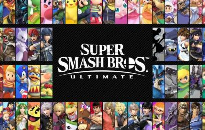 Nintendo Roll Out Free Switch Online Pack For Super Smash Bros Players