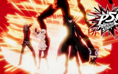Atlus Confirms You Can Play Persona 5 Strikers On The PS5