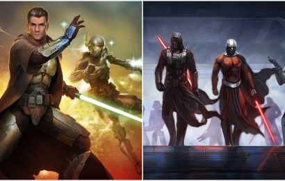 5 Reasons Star Wars: Knights Of The Old Republic III Should Happen (& 5 Why BioWare Should Move On)