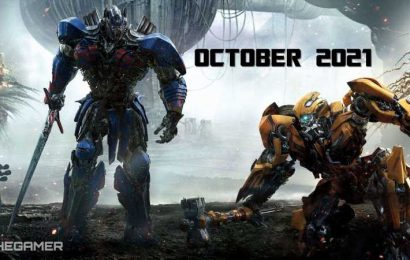 Transformers Online Project Targeting October 2021 Release