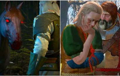 The Witcher 3: A Guide To The Whispering Hillock