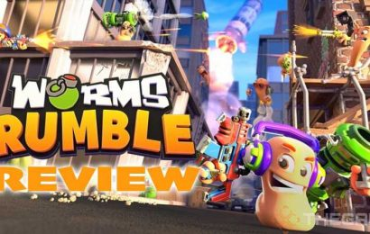 Worms Rumble Review: Wormed Its Way Into My Heart
