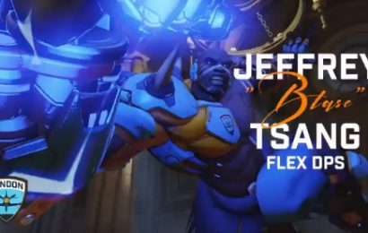 American DPS Blasé joins the London Spitfire – Daily Esports