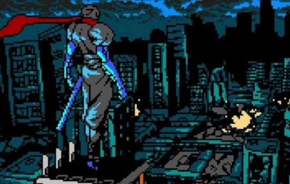 Platformer Cyber Shadow Will Launch On January 26, 2021