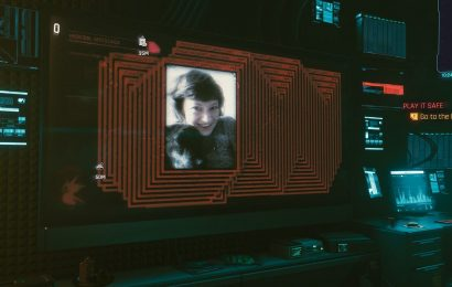 How To Enter The Secret Room With Pictures Of The Dev Team In Cyberpunk 2077