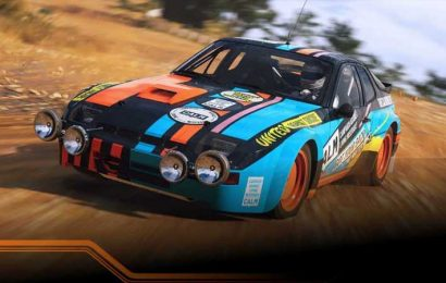 Dirt 5 Offers A Special Livery To Promote Mental Health