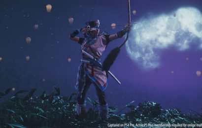 New Ghost Of Tsushima Outfits Brings Horizon Zero Dawn, God Of War, And More In-Game