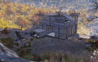 Fallout 76 Metal Wall Plans – Where To Find Them