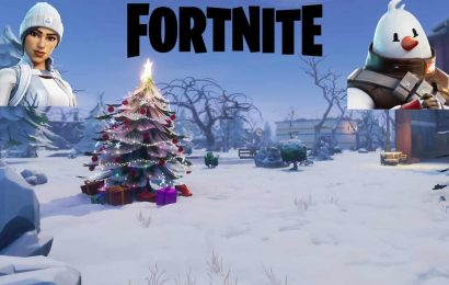 Fortnite: Operation Snowdown (15.10) Patch Notes, New Weapons, Free Skins, Disable Pre-Edits, 120 FPS Mode, Leaked Cosmetics & More!