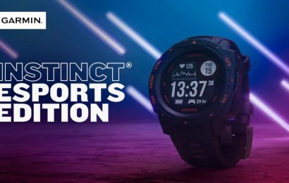 Garmin Instinct Esports Edition Review: The Ultimate Gaming Smart Watch
