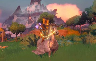 The Pegasus In Immortals Fenyx Rising Cannot Fly