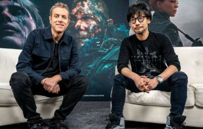 "Kojima Productions Teases ""Exciting Updates"" On Its Social Channels Tomorrow"