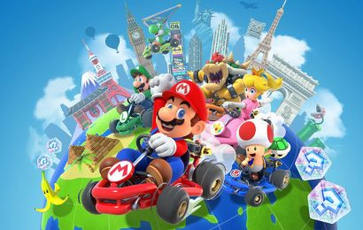 Nintendo is removing its Mario celebration games in March — here's why