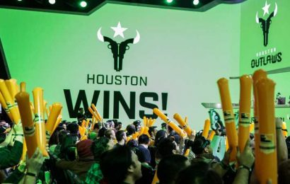 Houston Outlaws Sign Collegiate Overwatch Player