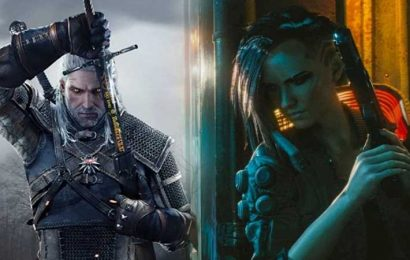 I Finally Found The Witcher Easter Egg In Cyberpunk 2077 – And No, Not The One With Ciri On A Magazine