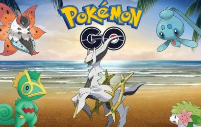 Pokemon GO: These Are All The Pokemon From Previous Generations Still Not In The Game
