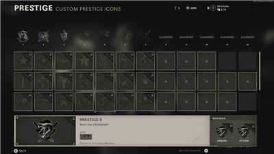 CoD: How To Use The Prestige Shop In Black Ops Cold War