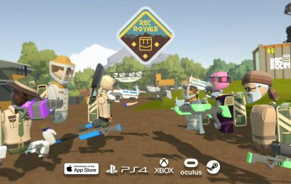 Rec Room's Rec Royale Mode Is Out Now On Quest 2, Not Quest