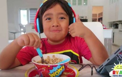 A 9-year-old is the highest paid YouTuber of 2020 – Daily Esports