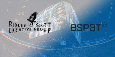 ESPAT TV Announces Esports-Focused 'Creative Collective,' Partners With Ridley Scott Creative Group